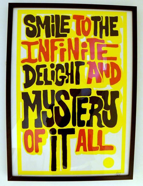 Infinite delight