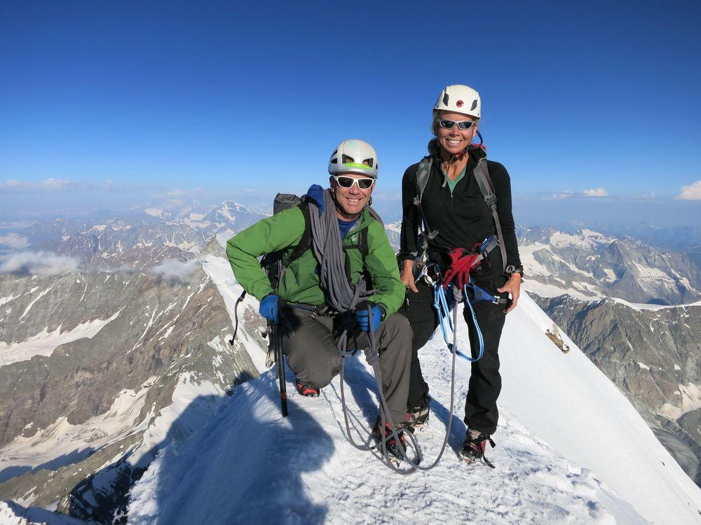 Summit of Matterhorn