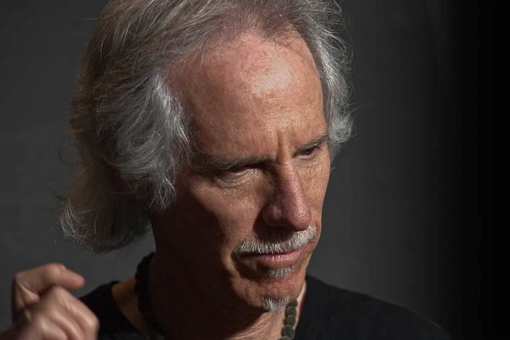 "John Densmore listens to The John Coltrane Quartet playing - ""Out of the World""            1/2"