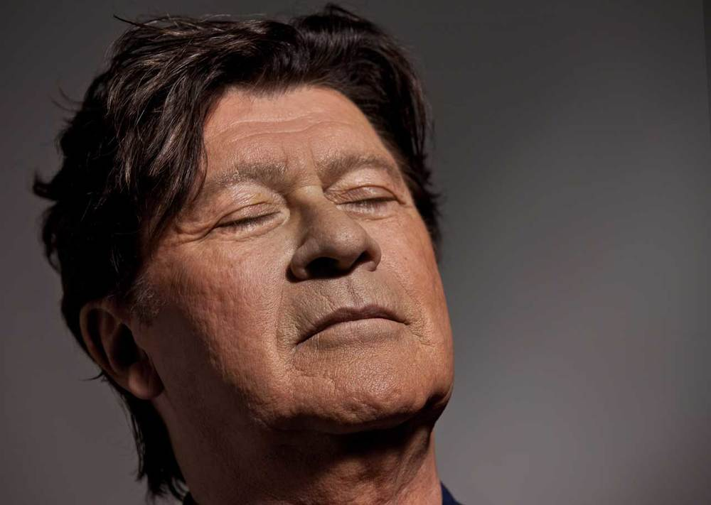 "Robbie Robertson listens to Dinah Washington - ""This Bitter Earth""                                   1/2"