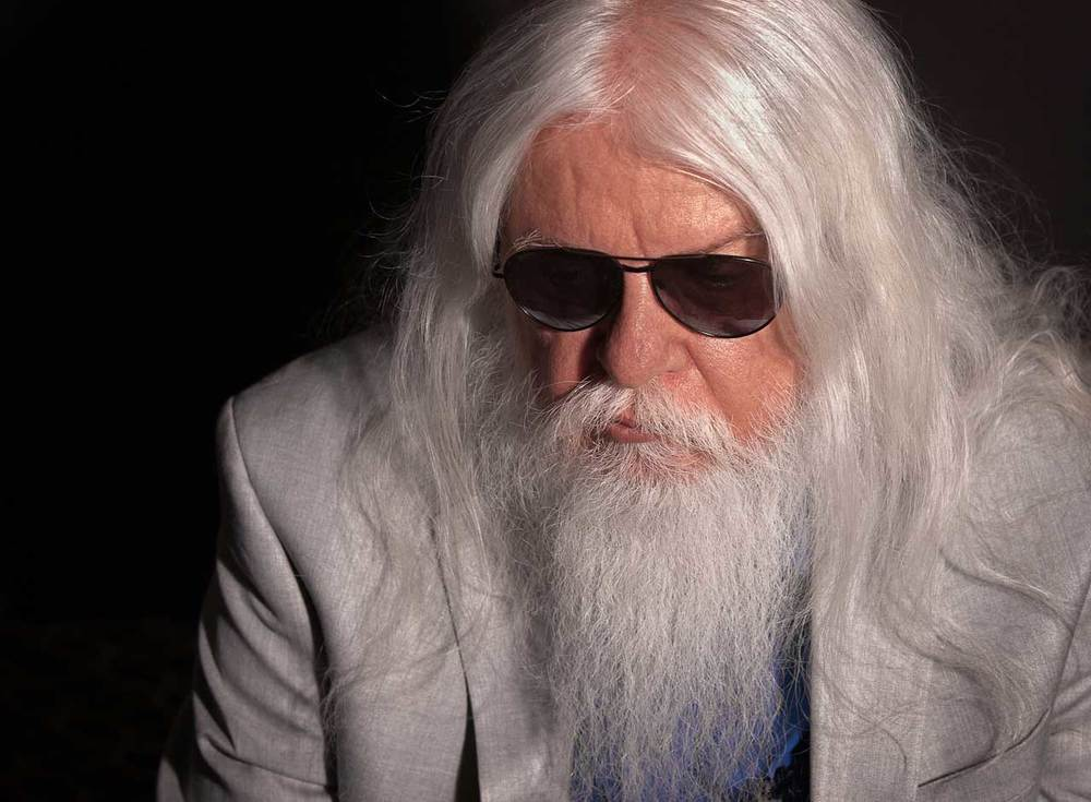 "Leon Russell listens to Sam Cooke - ""The Man Who Invented Soul""                     1/2"
