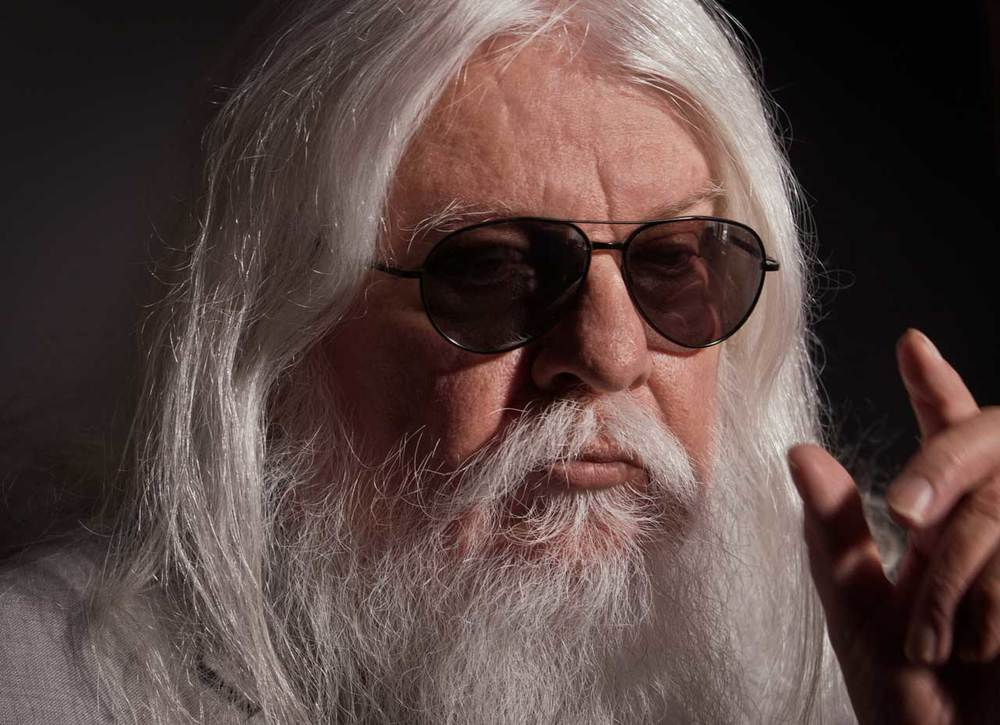 "Leon Russell listens to George Jones - ""He Stopped Loving Her Today""                         2/2"
