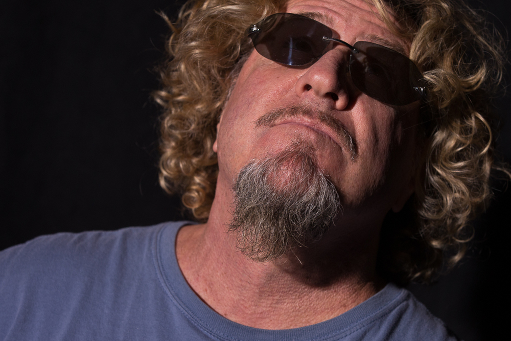 "Sammy Hagar listens to  Otis Redding – ""Cigarettes &   Coffee""      2/2"