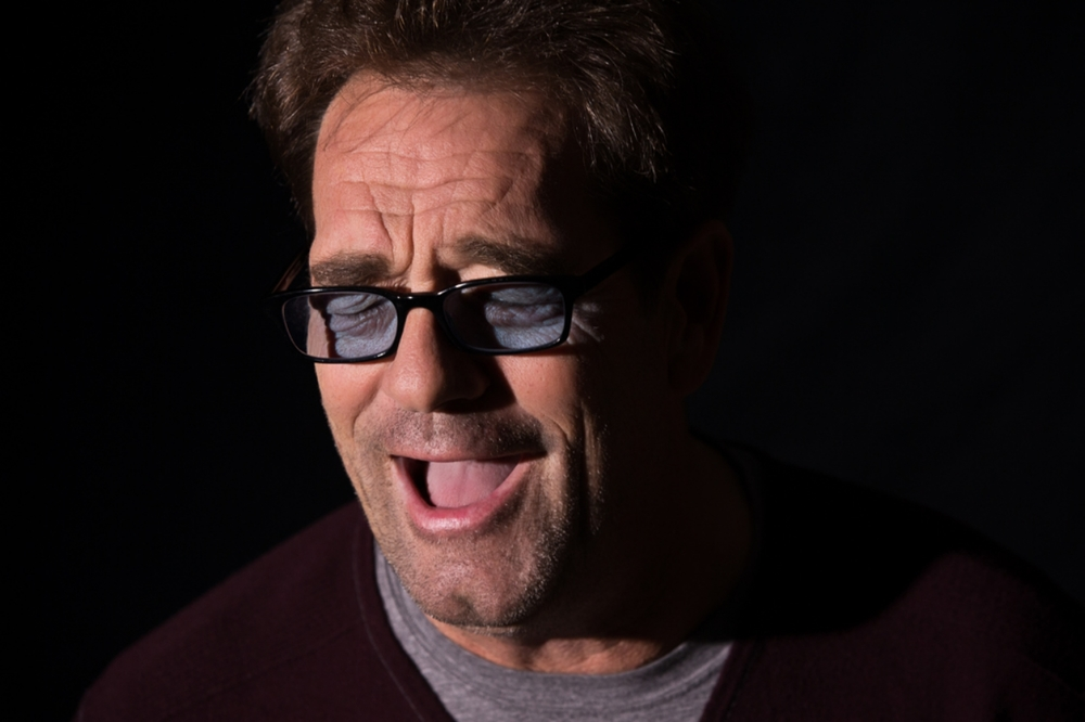 "Huey Lewis listens to Rance Allen - ""Ain't No Need of Crying""     2/2"