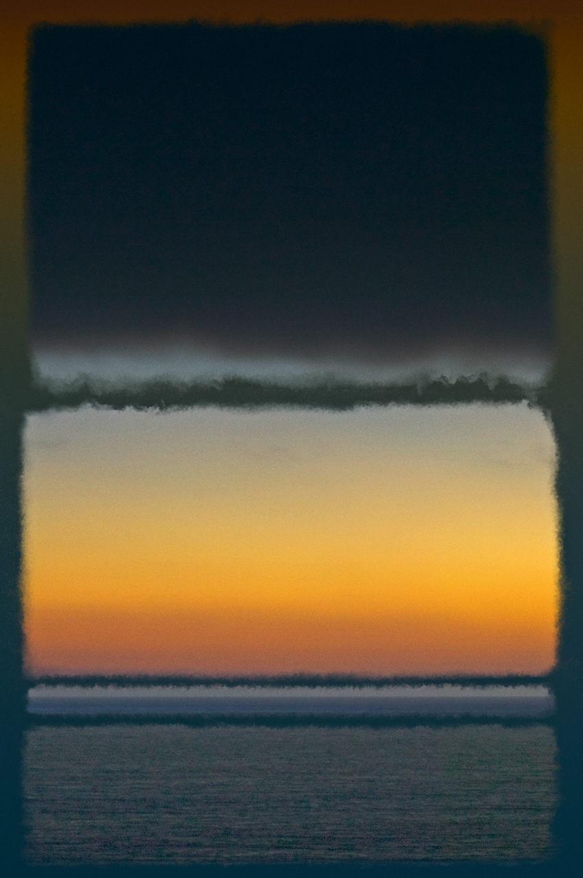 Homage to Rothko 4