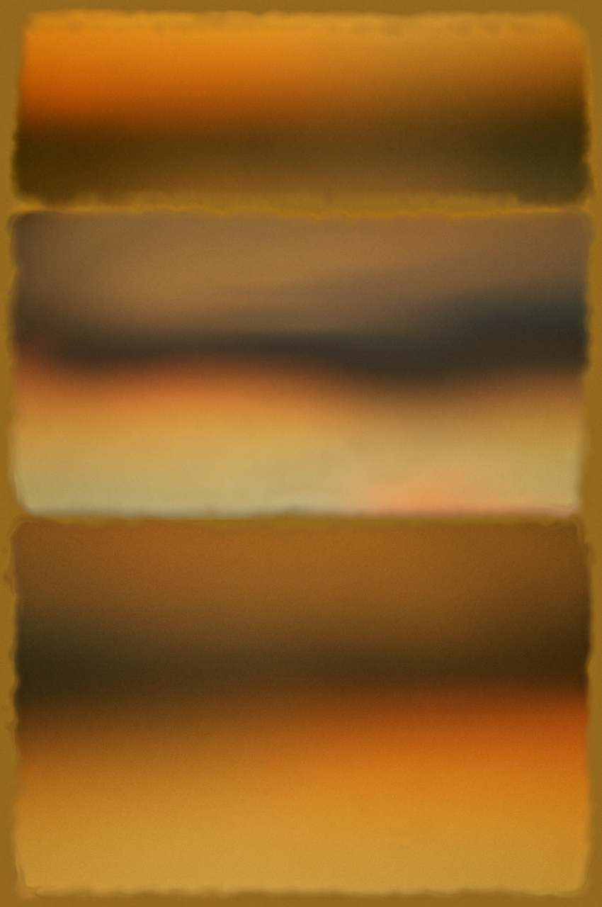 Homage to Rothko 3