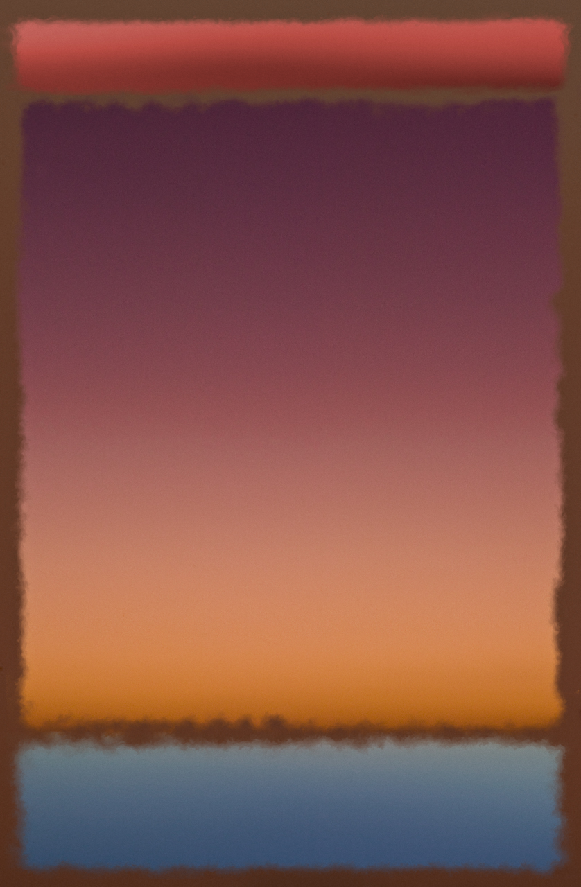 Homage to Rothko 5