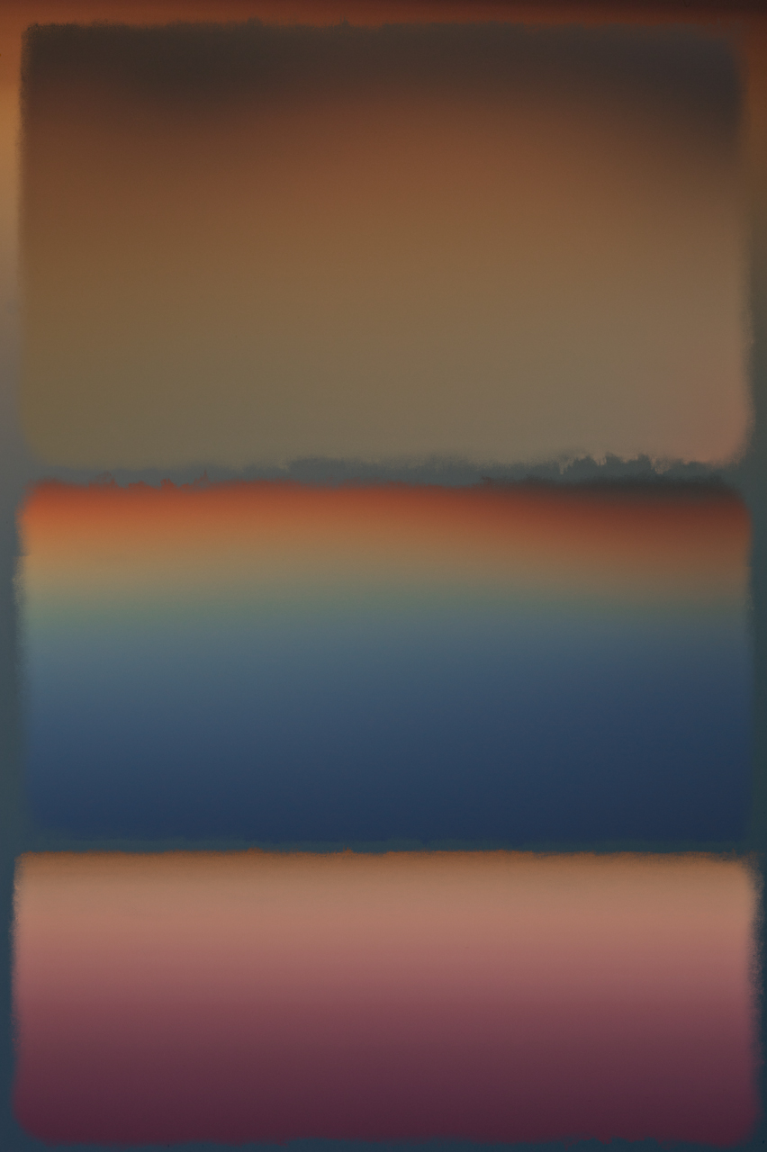 Homage to Rothko 11