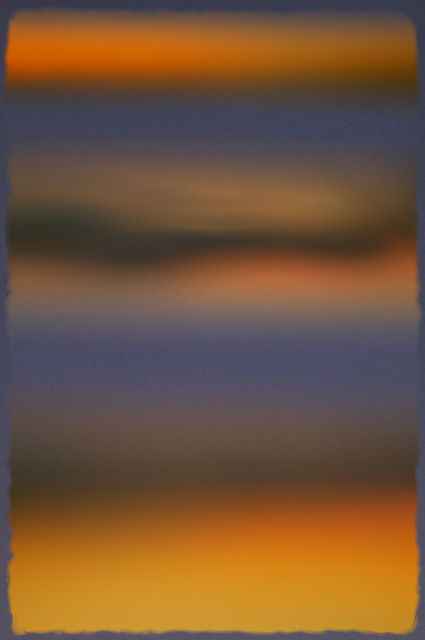 Homage to Rothko 12