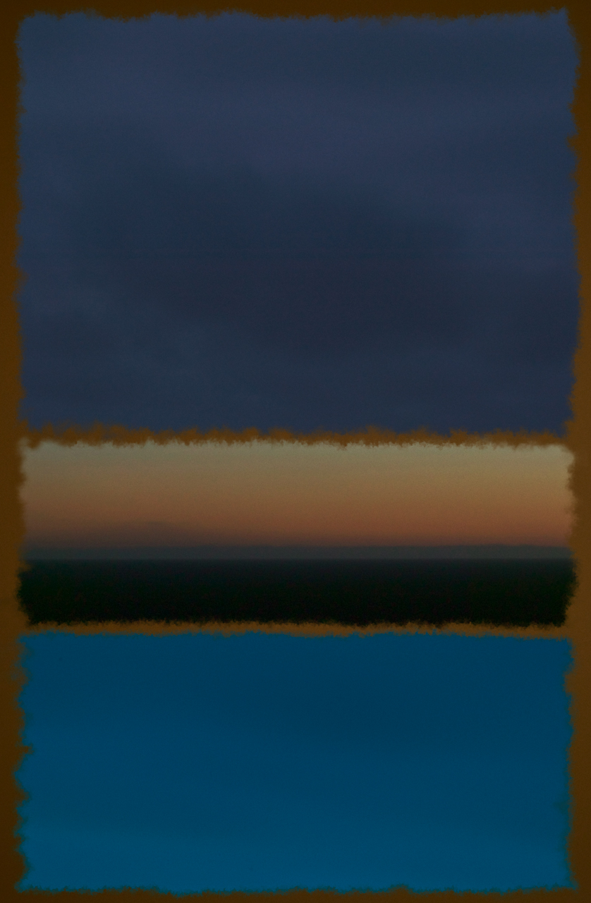 Homage to Rothko 15