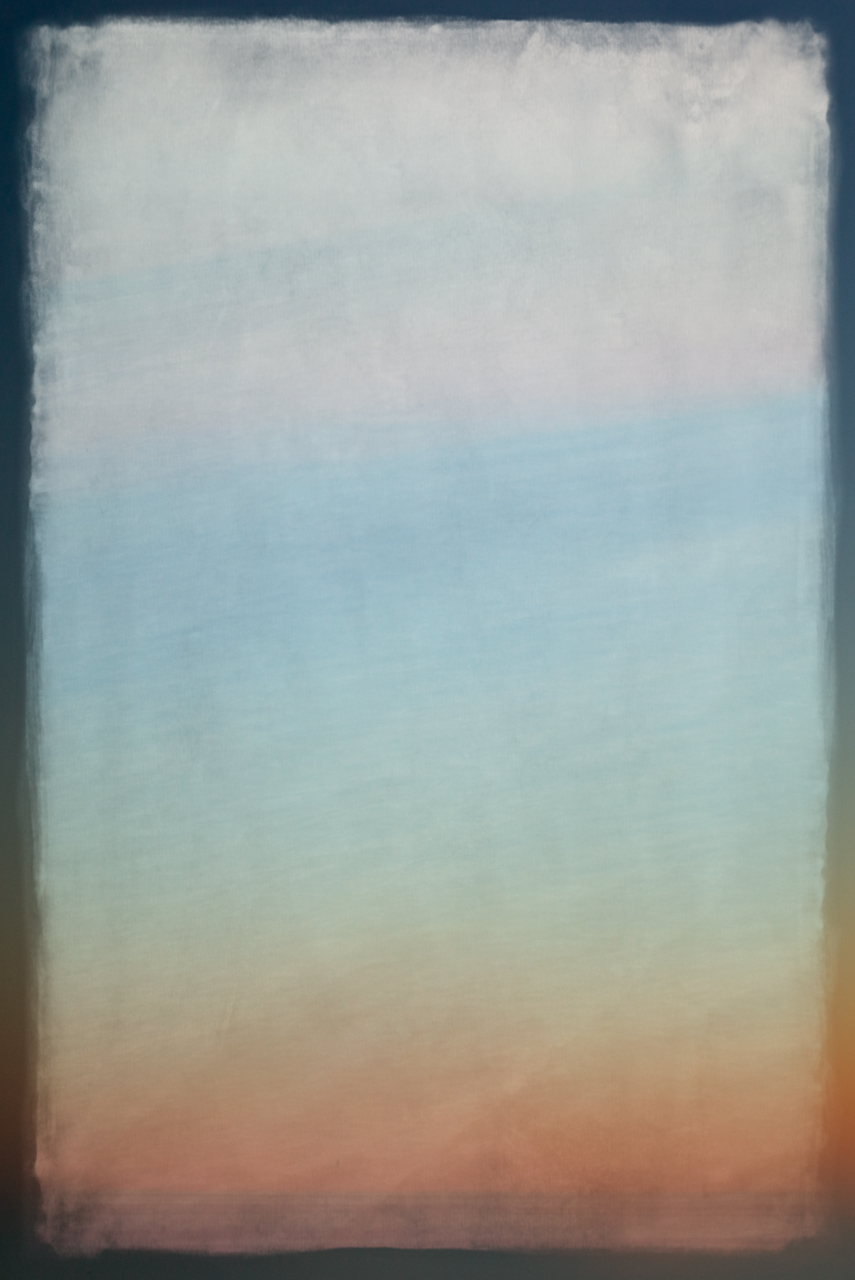 Homage to Rothko 21