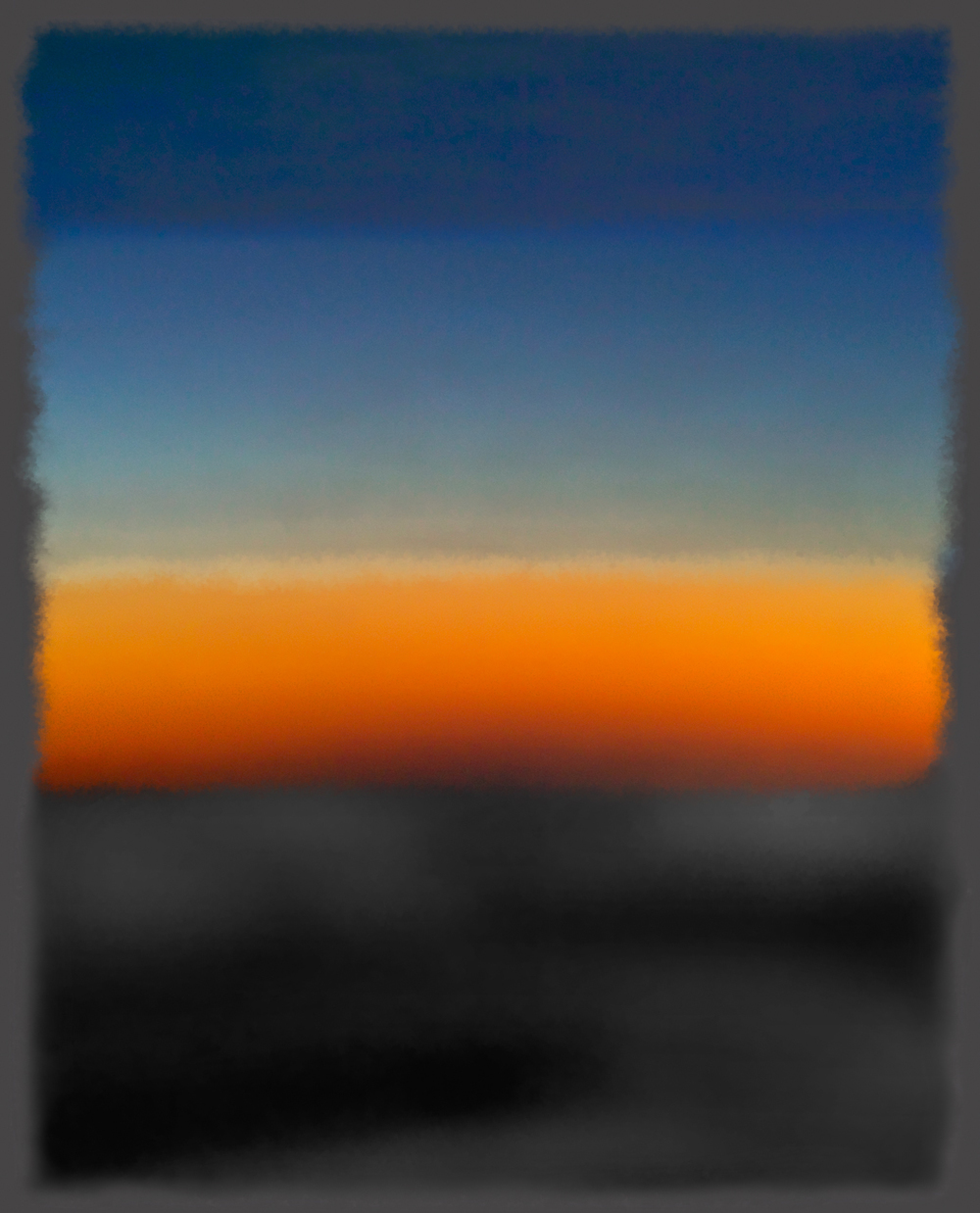 Homage to Rothko 22