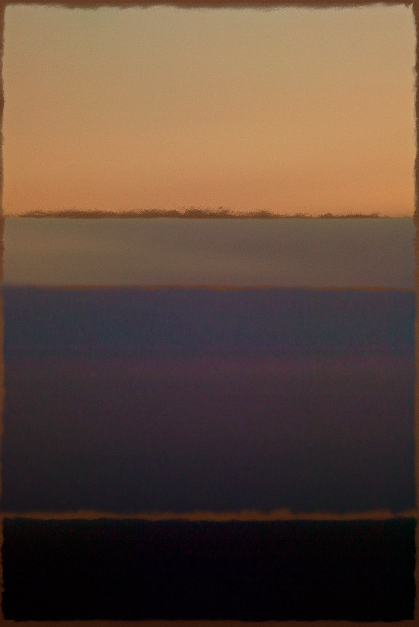 Homage to Rothko 23