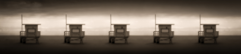 Malibu Lifeguard Stations 6