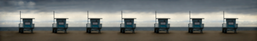 Malibu Lifeguard Stations 7