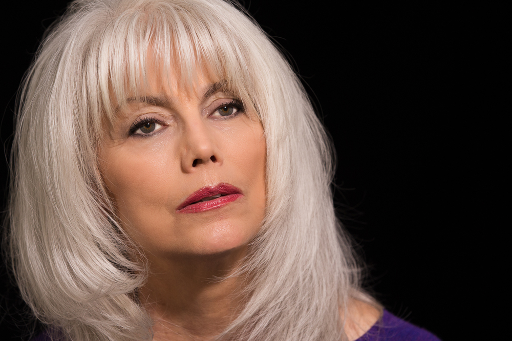 """Emmylou Harris listens to Sinead O'Connor - """"In This Heart""""              1/2"""