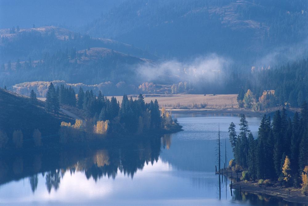 The Cascades 6