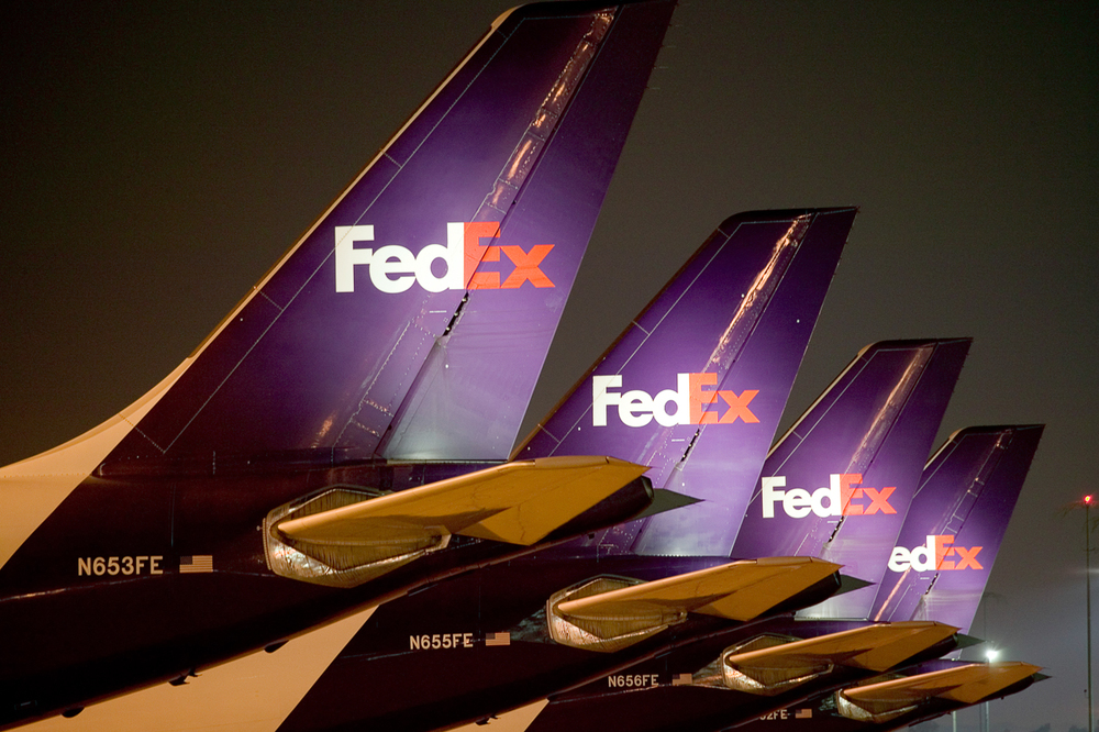 FedEx 9