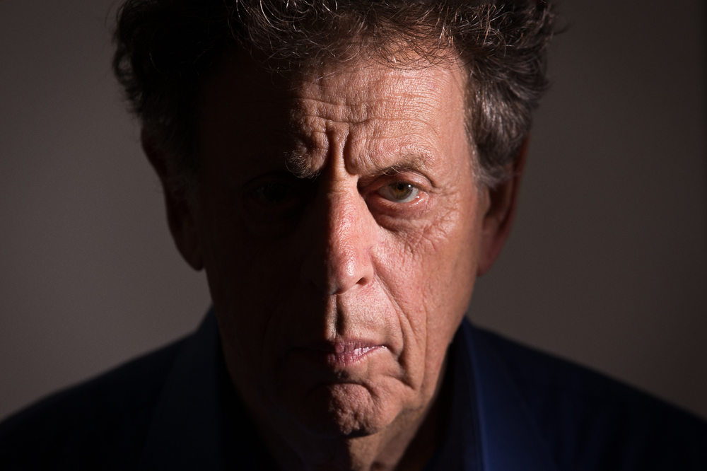 "Phillip Glass listens to Phillip Glass - ""String Quartet No 2""                  1/2"