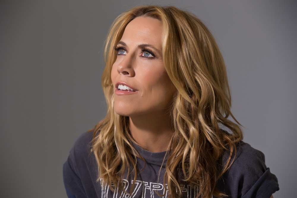 "Sheryl Crow listens to Stevie Wonder ""Love's in Need of Love Today 1/2"