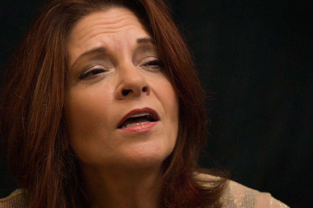 "Rosanne Cash listens to   Decemberists - ""This Is Why We Fight""                      1/2"