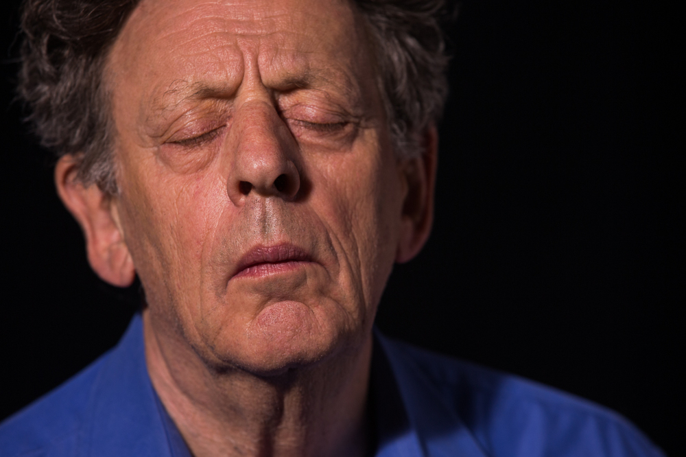 "Phillip Glass listens to Phillip Glass - ""Etude for Piano""                  2/2"