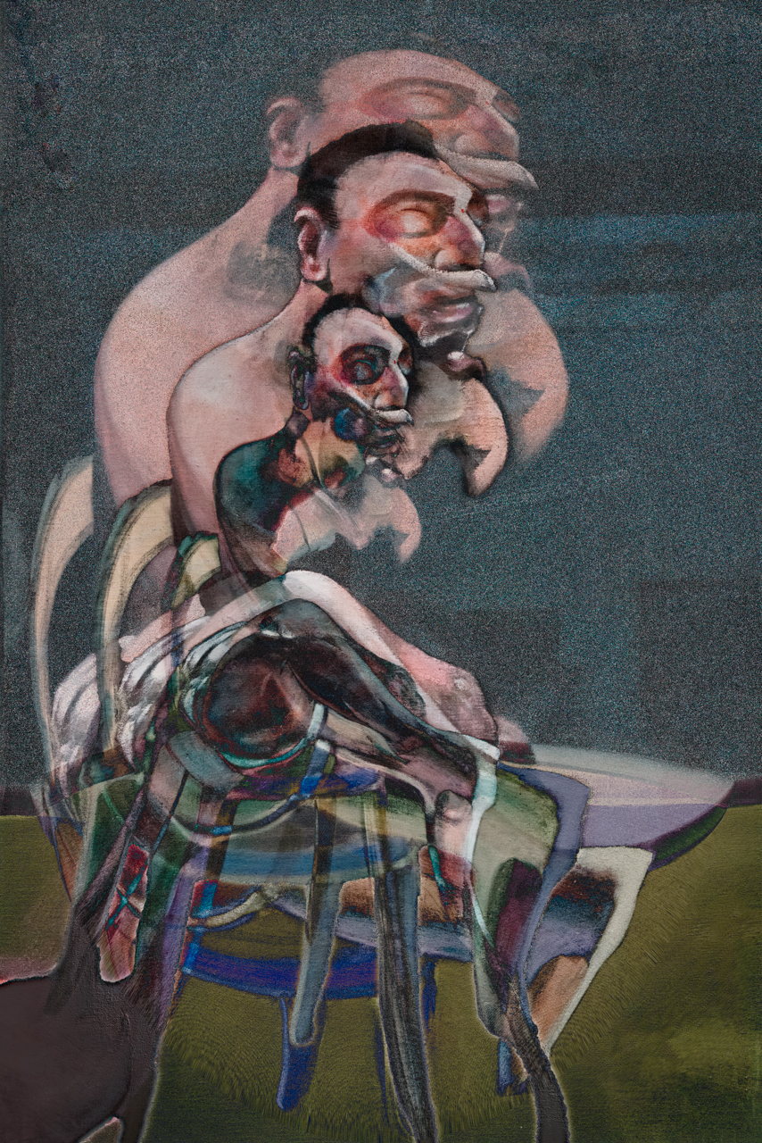 Bacon, Francis (Triptych 1972)