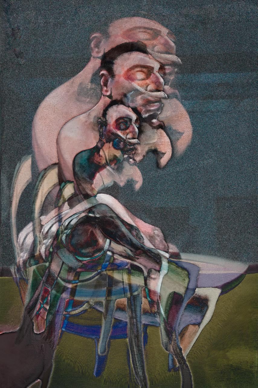 Bacon, Francis (Triptych 1972)