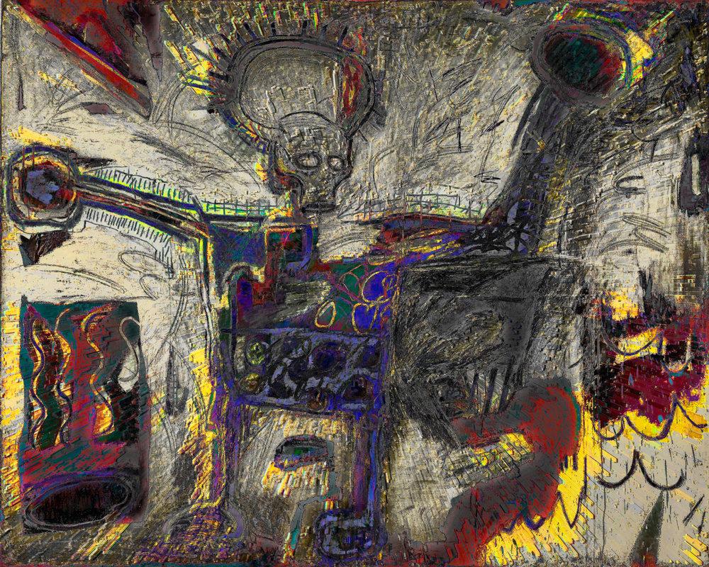 Basquiat, Jean-Michel (Untitled 1982)