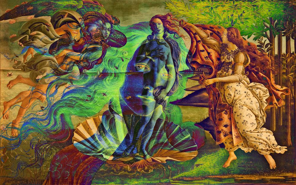 Botticelli, Sandro (Birth Of Venus, mid 1480s)