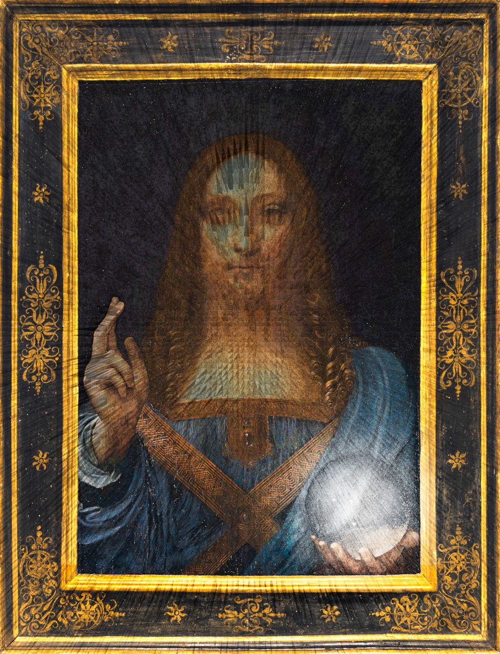 da Vinci, Leonardo (Salvador Mundi 1452)