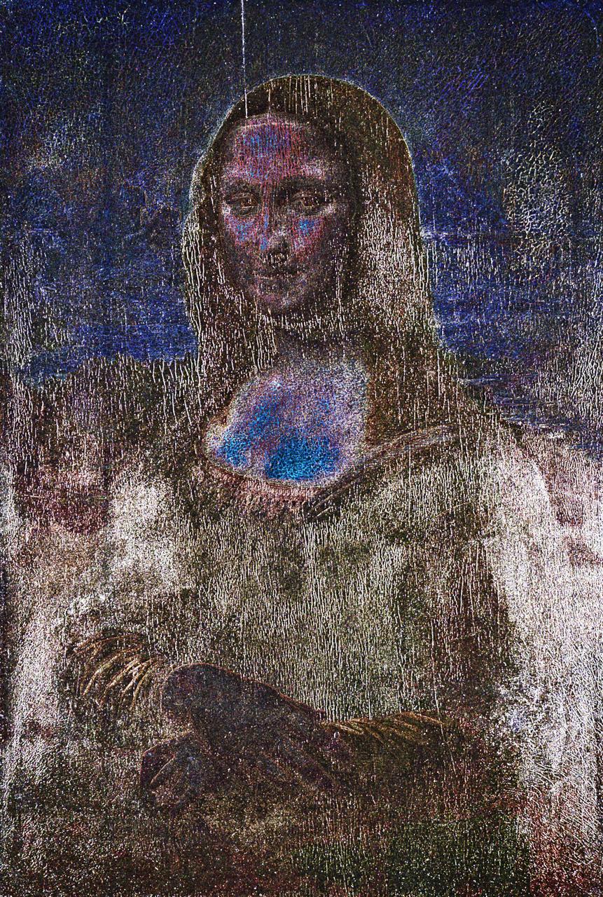 da Vinci, Leonardo (Mona Lisa,1503)