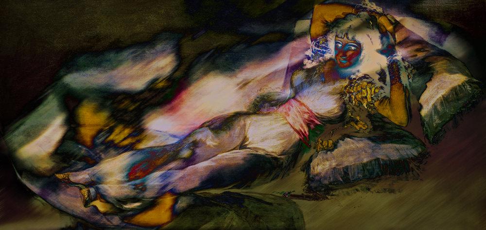 Goya, Francisco (La maja vestida -1805)