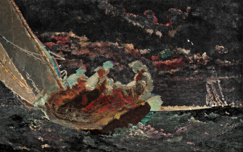 Homer, Winslow (Breezing Up (A Fair Wind), 1876)