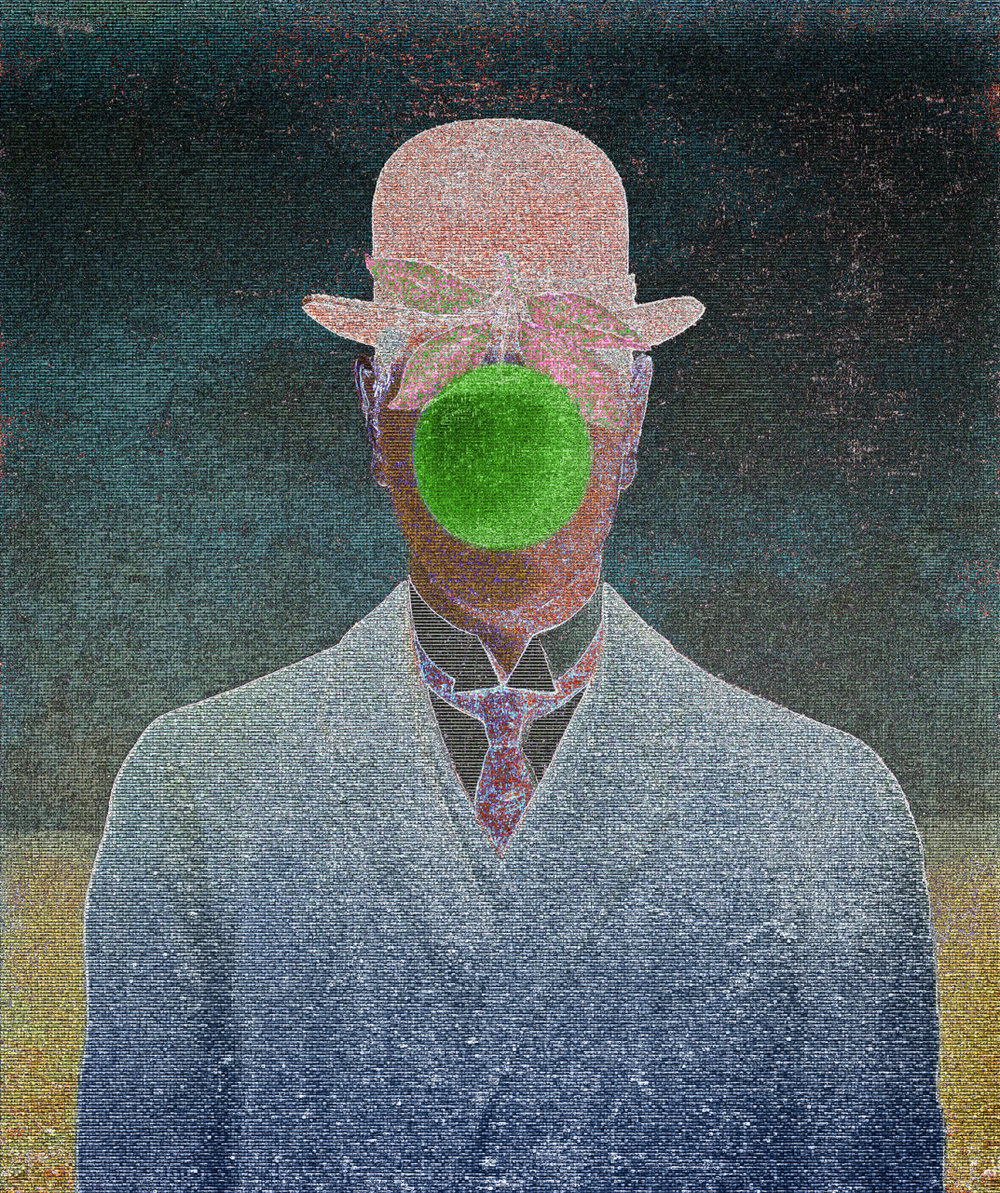 Magritte, René (Son Of Man, 1964)