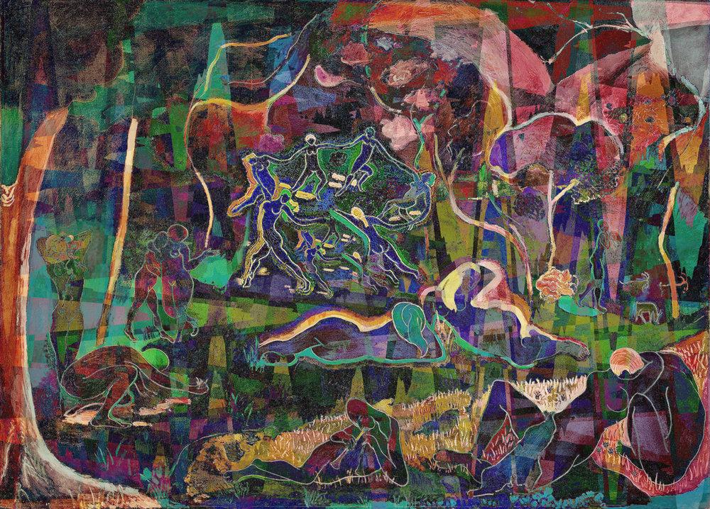 Matisse, Henri (Joy of LifeJoy of Life, 1906)
