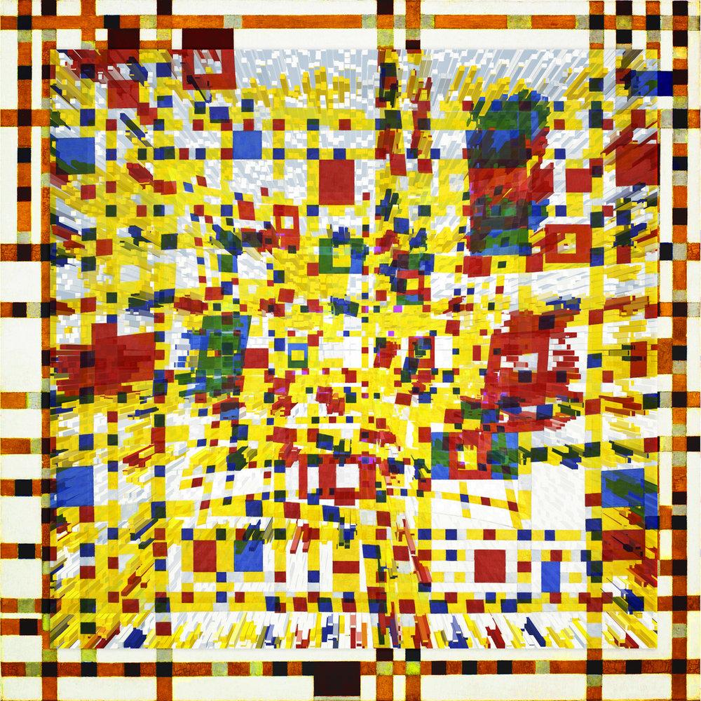 Mondrian, Piet (Broadway Boogie Woogie, 1943)