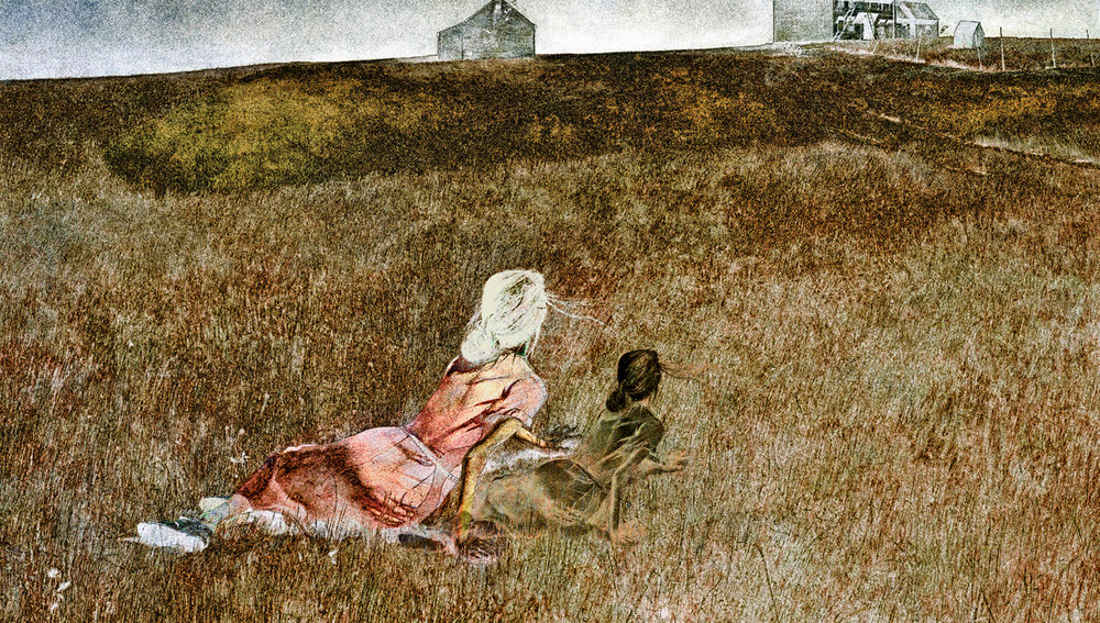 Wyeth, Andrew (Christina's world, 1948)
