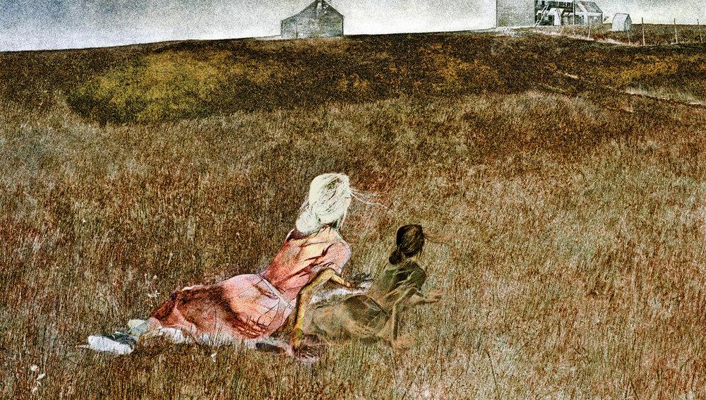 Wyeth, Andrew (Christina's world, 1948)