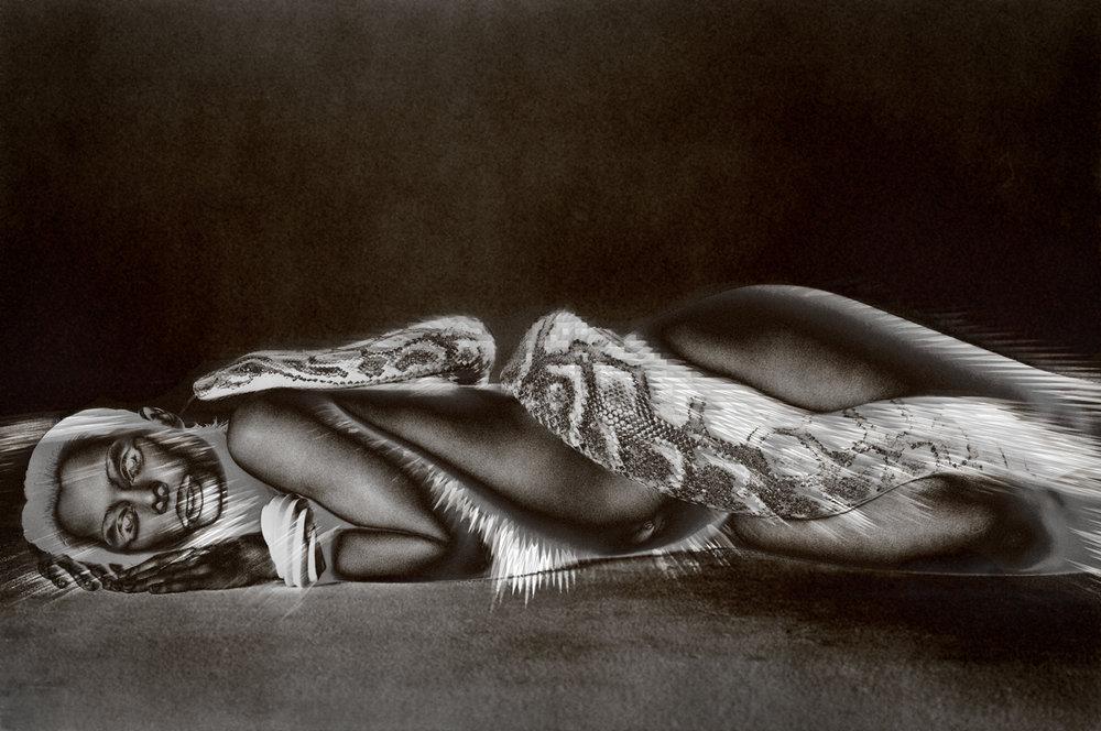 Avedon, Richard (Nastassja Kinski and the Serpent 1981)