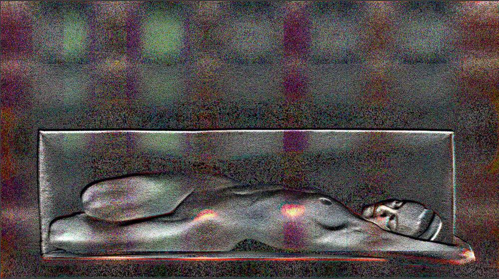 Bernhard, Ruth (In the Box 1962) B