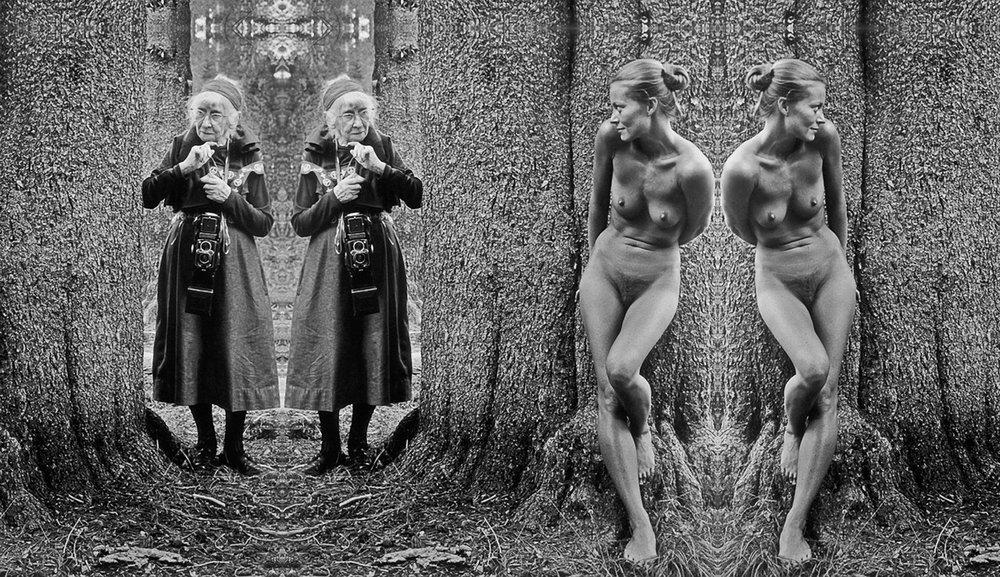 Dater, Judy (Imogen Cunningham & Twinka at Yosemite 1974)