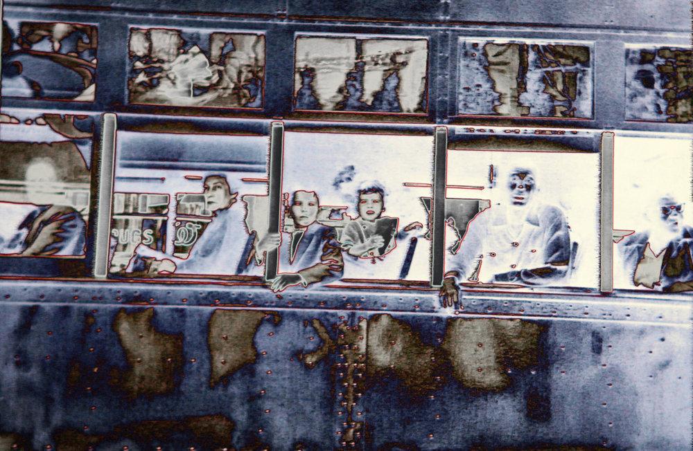 Frank, Robert (Trolley - New Orleans 1955)