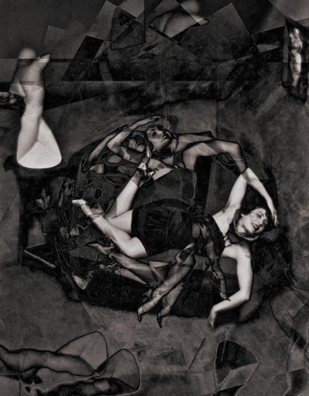 Kertesz, Andre (Satiric Dancer, 1926)