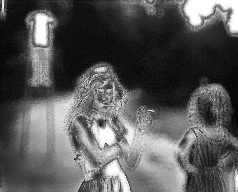 Mann, Sally (Candy Cigarette 2006)