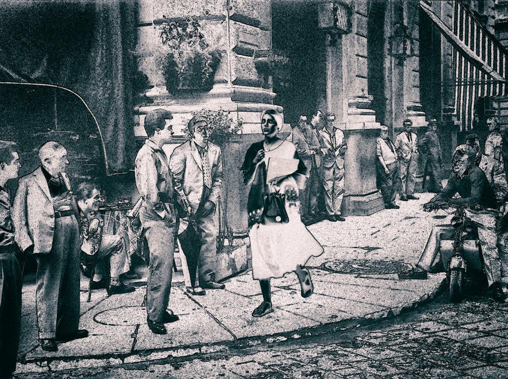 Orkin, Ruth (American Girl in Italy 1951)