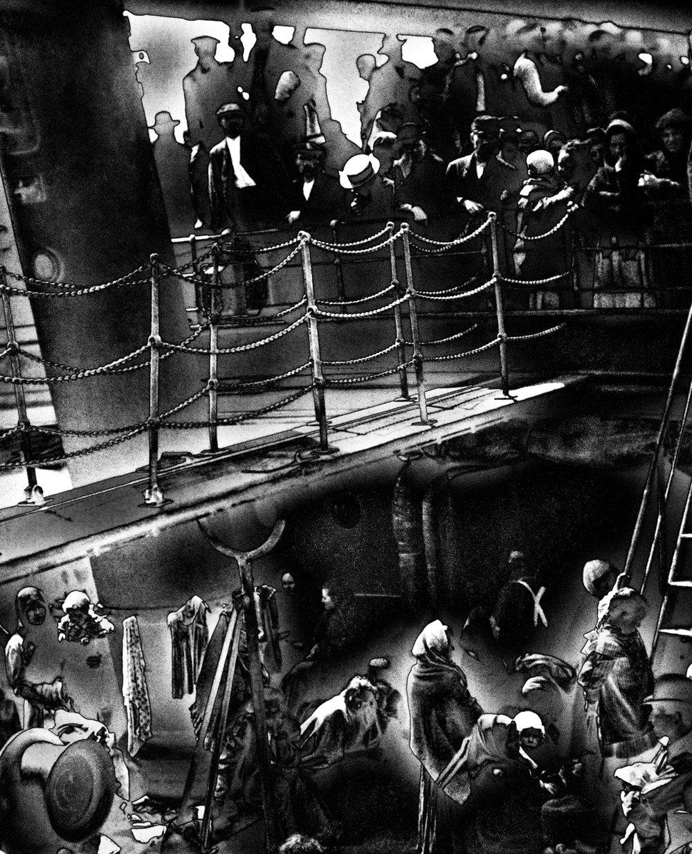 Stieglitz, Alfred (Steerage, 1907)