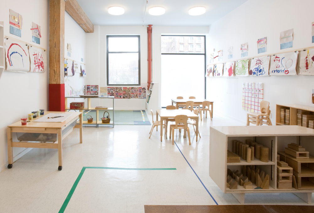 WILLIAMSBURG NEIGHBORHOOD NURSERY SCHOOL