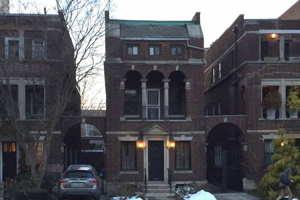 PROSPECT PARK WEST TOWN HOUSE