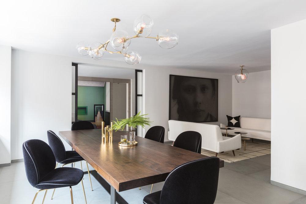 Five Apartment Combination